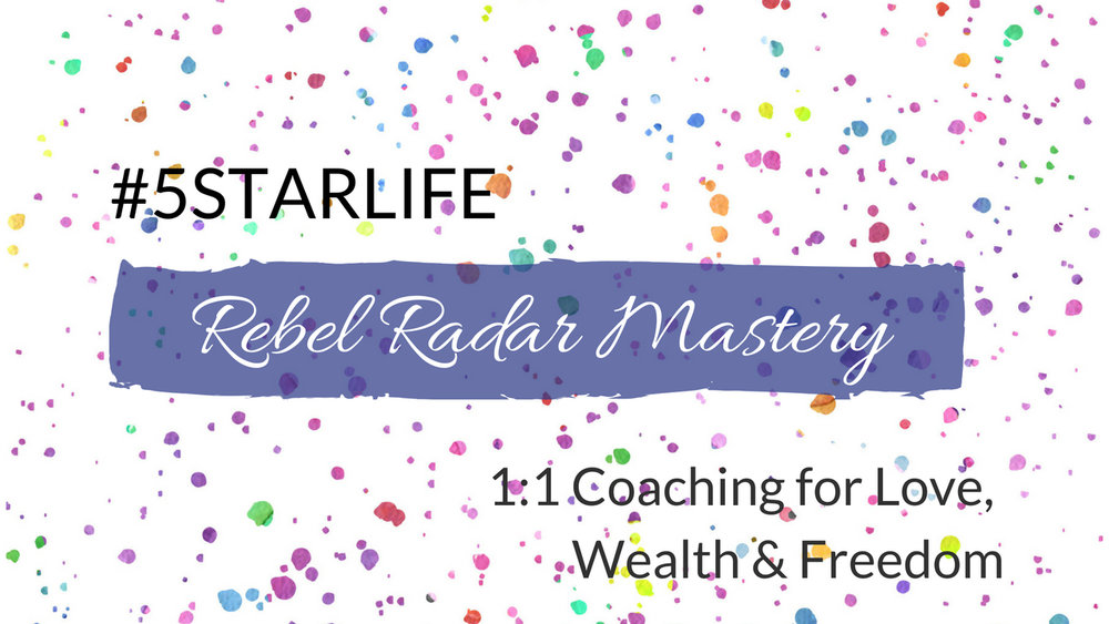 1:1 Coaching - Massive Attention & Access to My Energy, Lifestyle & Business to