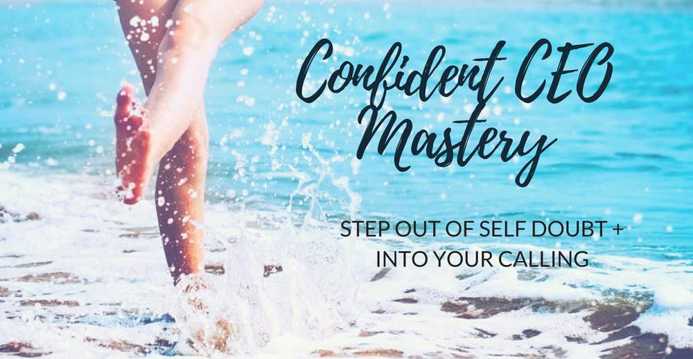 Confident CEO Mastery - 8 Week Group Coaching Program