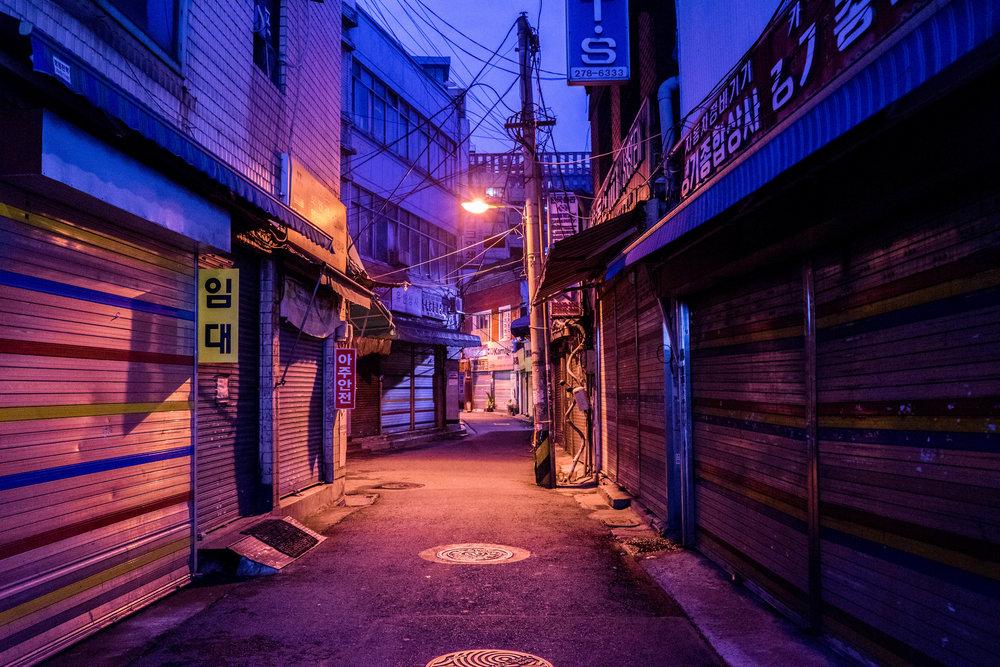 Seoul Alley