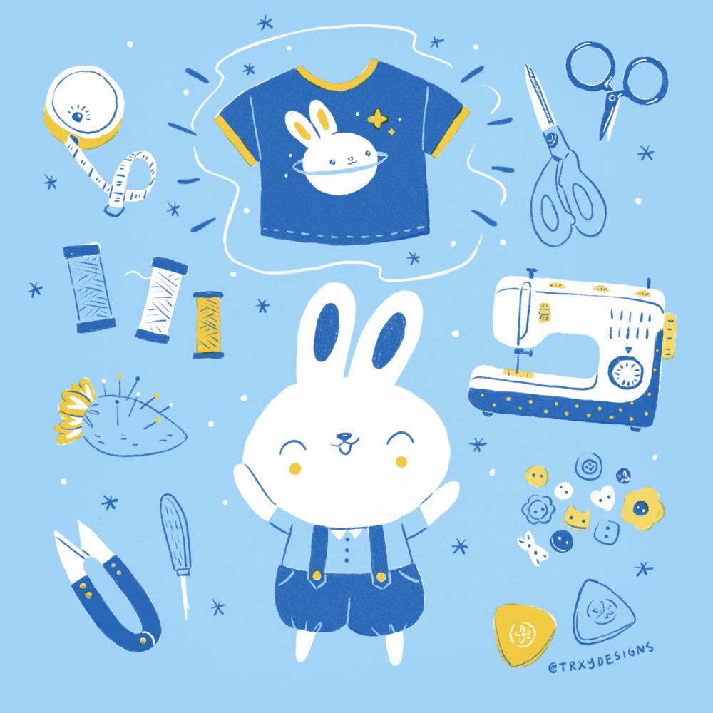 Let's sew!