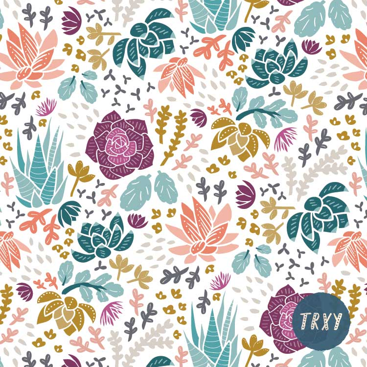 Wild Ramble Pattern