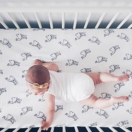 Trying to escape the summer heat with your little one? We always recommend bamboo & muslin as our top choices in keeping baby cool.. During the day a light bamboo onesie and for nighttime a nappy, singlet & bamboo sleeping bag with a beautiful bamboo sheet should do the trick! Keeping baby hydrated is also important so a few extra feeds will help baby sail through those hot summer days without too much fuss! #keepingbabycool #hotsummernights #coolbaby #beatingtheheat #babysleep