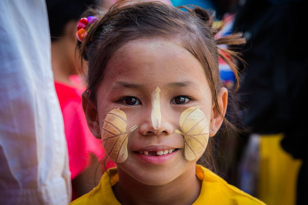 Mandalay, Myanmar 2015