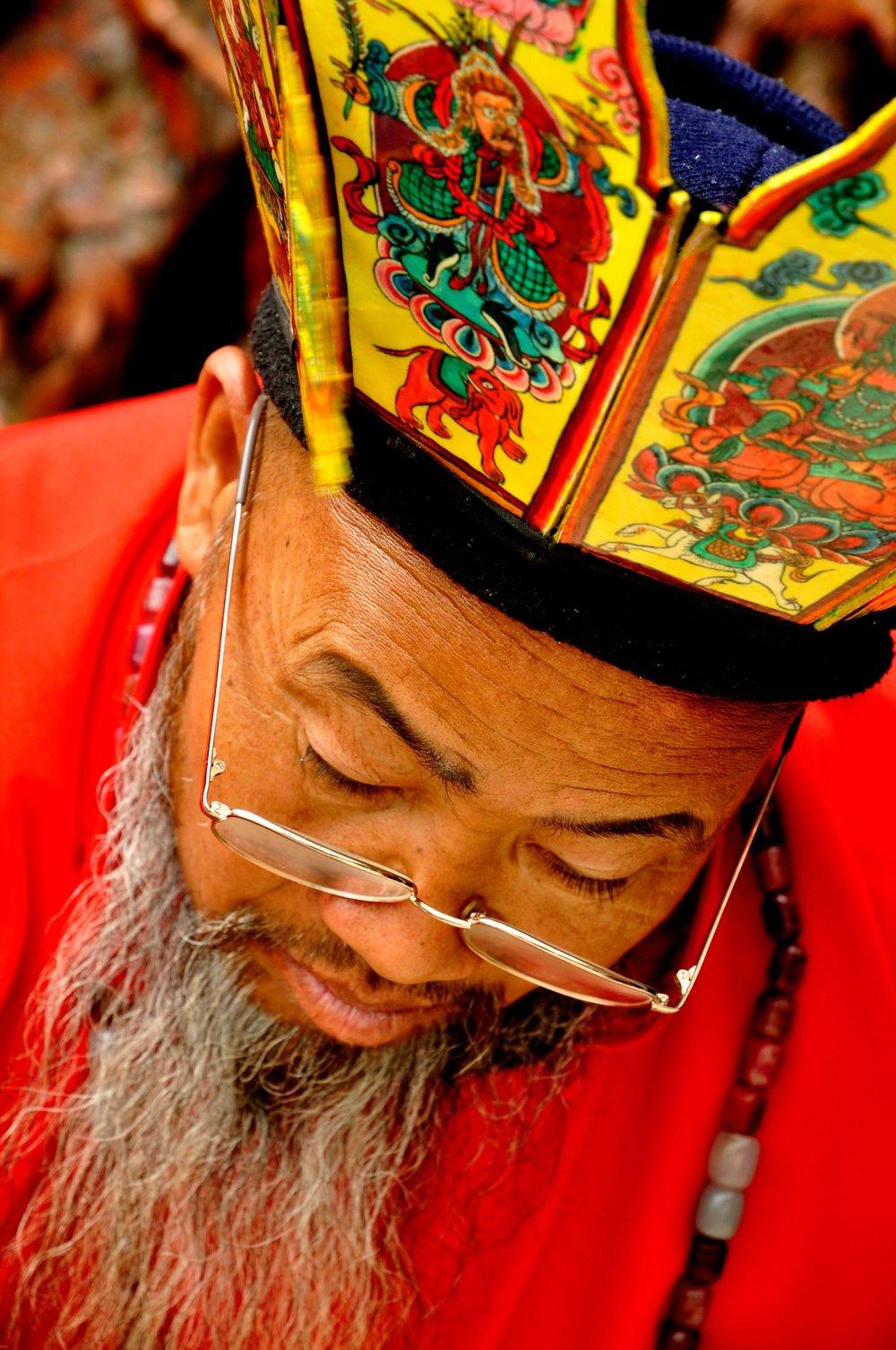 Dongba. Lijiang. Yunnan Province, China 2009