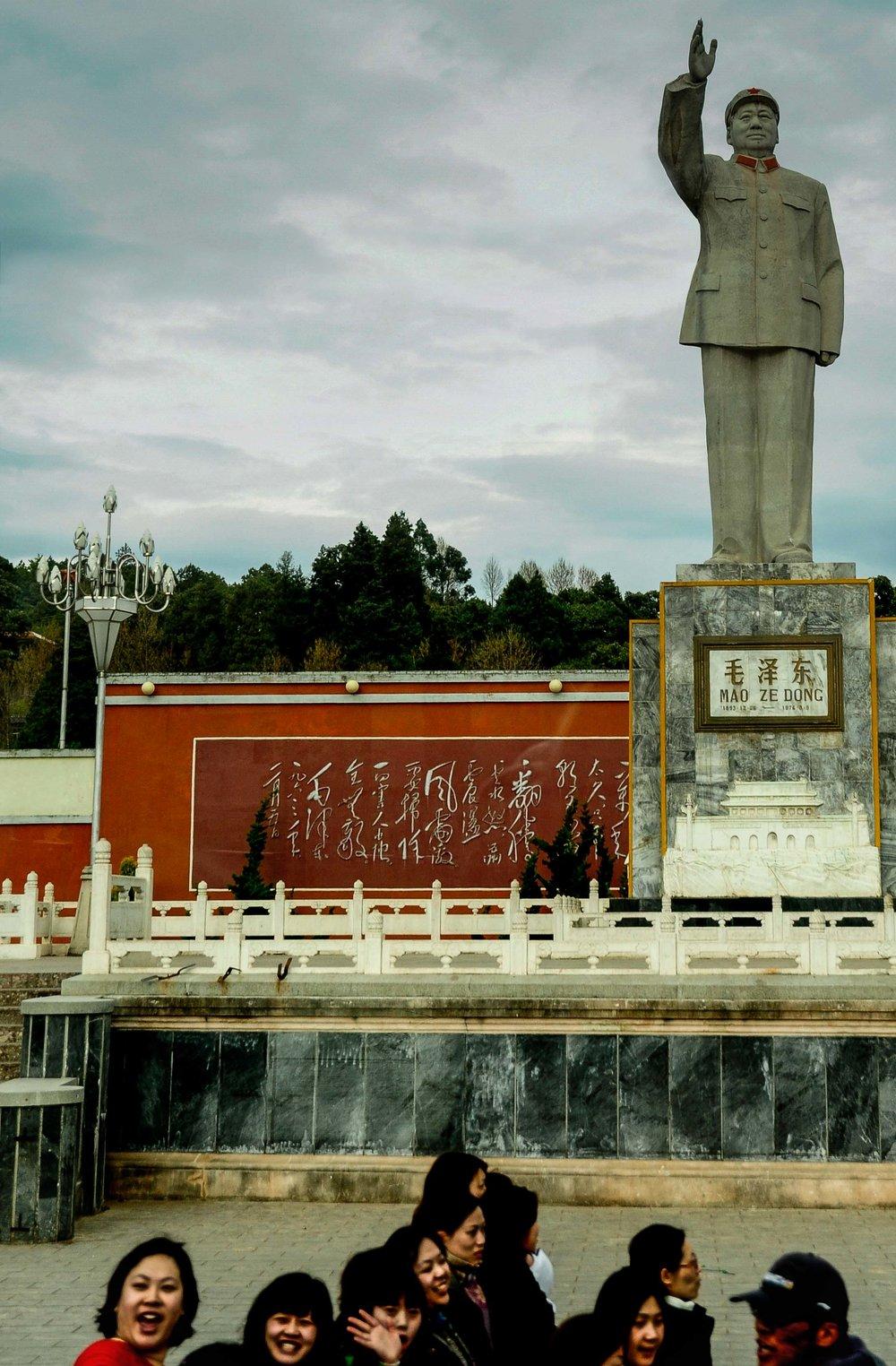Mao,.Lijiang,.Yunnan Province, China 2009