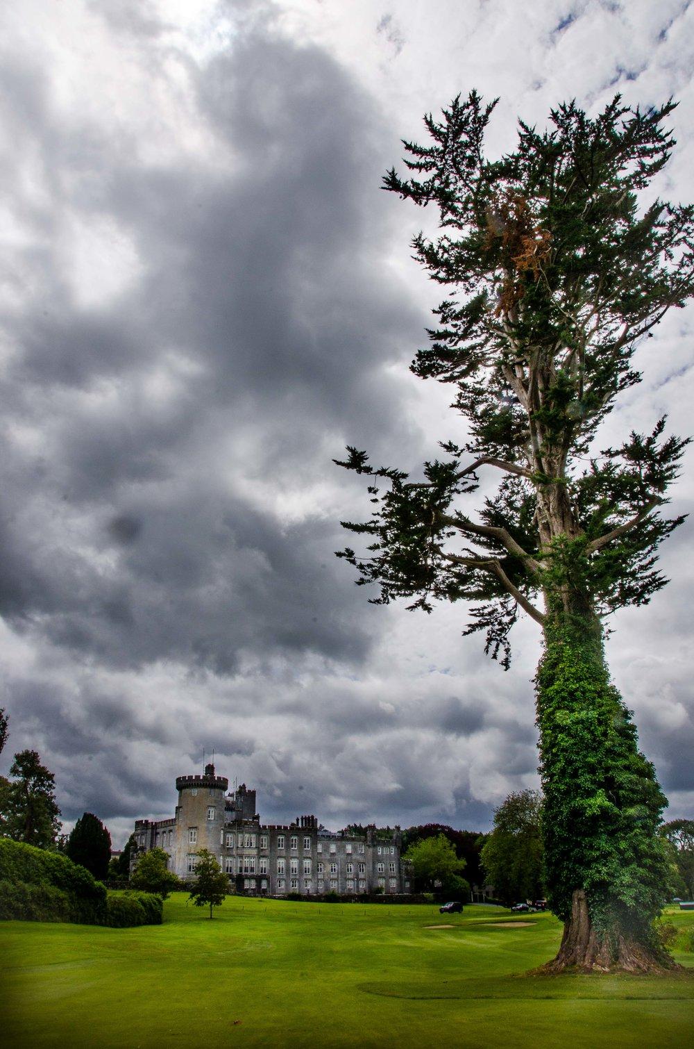 Dromoland Castle. County Clare, Ireland 2015