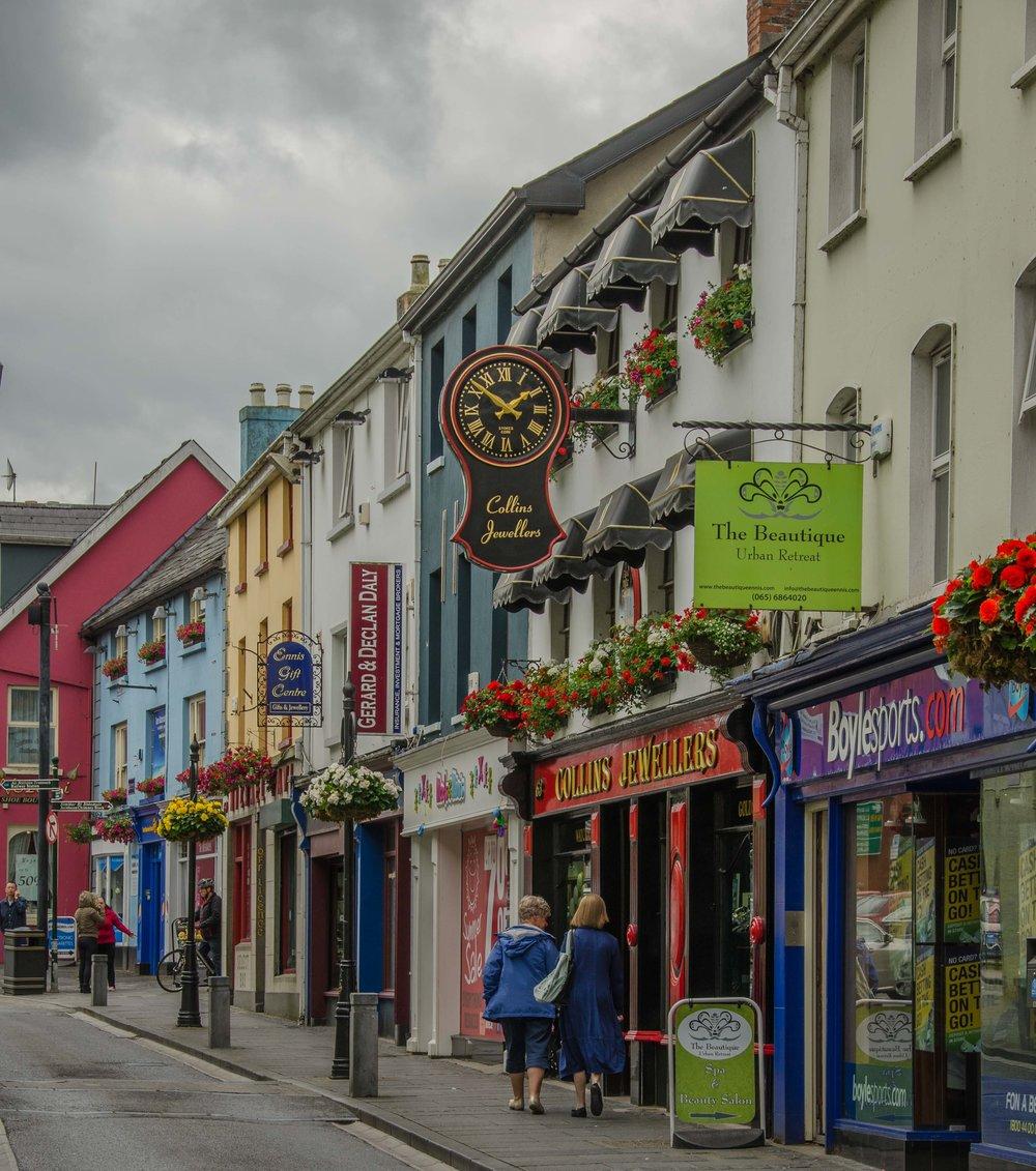 Ennis, Ireland 2015