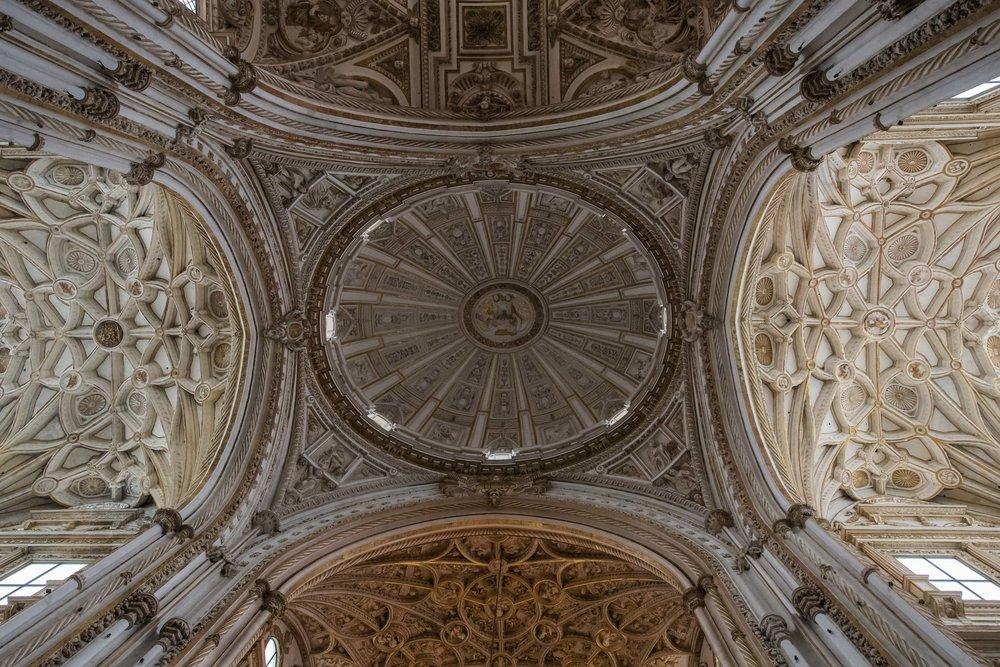 Mosque–Cathedral of Córdoba. Cordoba, Spain 2018