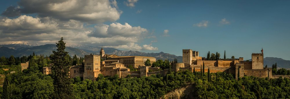Alhambra. Granada, Spain 2018