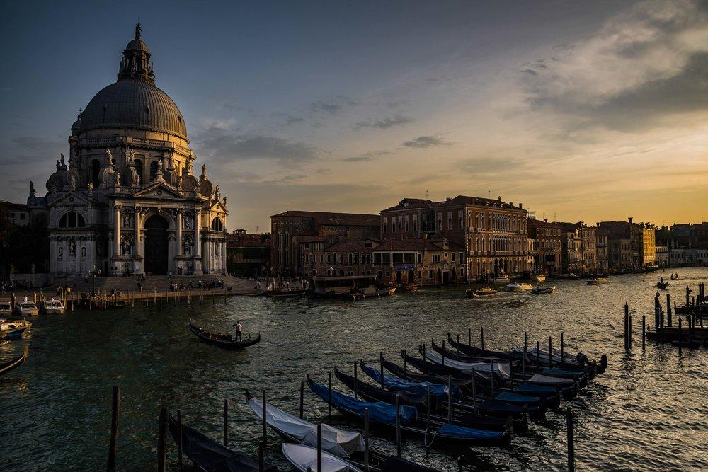 2018 - Basilica di Santa Maria della Salute. Venice, Italy