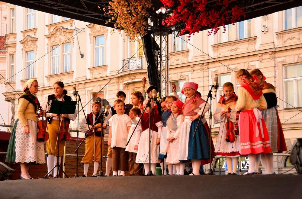 Prague, Czech Republic 2014