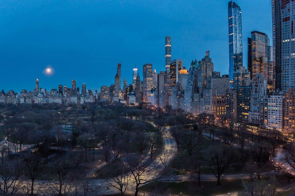 Twilight. Manhattan, NY 2016