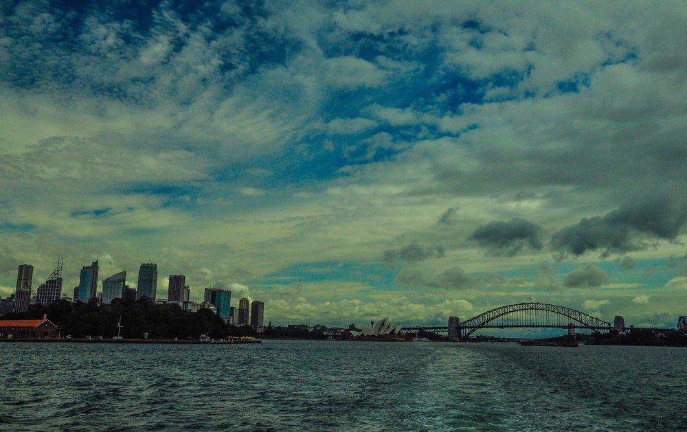Sydney Harbour. Sydney, Australia 2011g