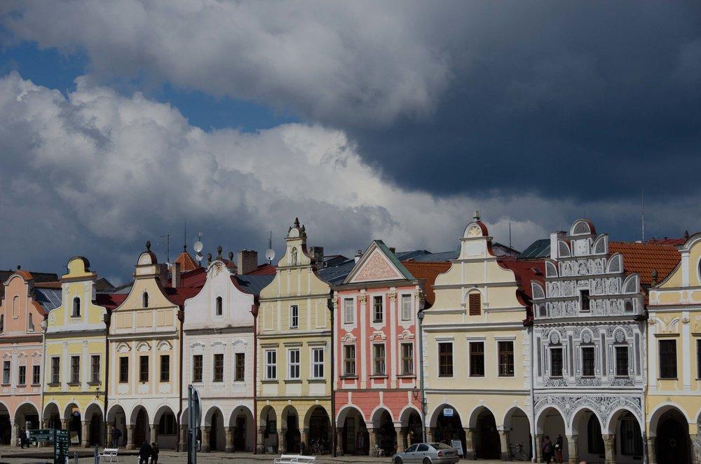 Telc, Czech Republic 2014