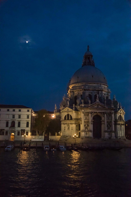 Basilica di Santa Maria della Salute, Venice, Italy 2017