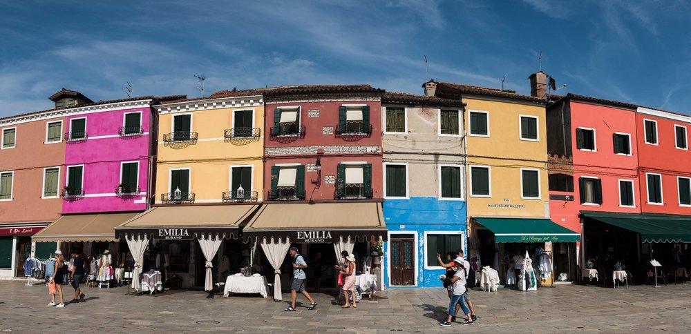 Burano, Italy 2017