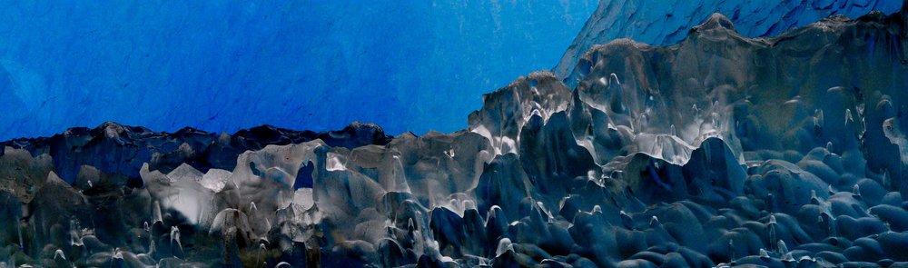 Glacier, Glacier Bay National Park. Inside Passage, Alaska 2011