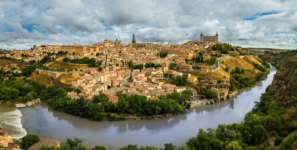 Toledo, Spain 2018
