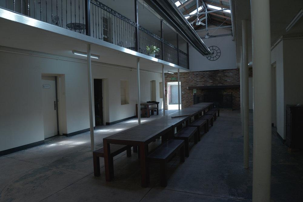 C - Mess Hall