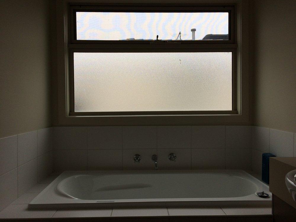 2. The bathroom
