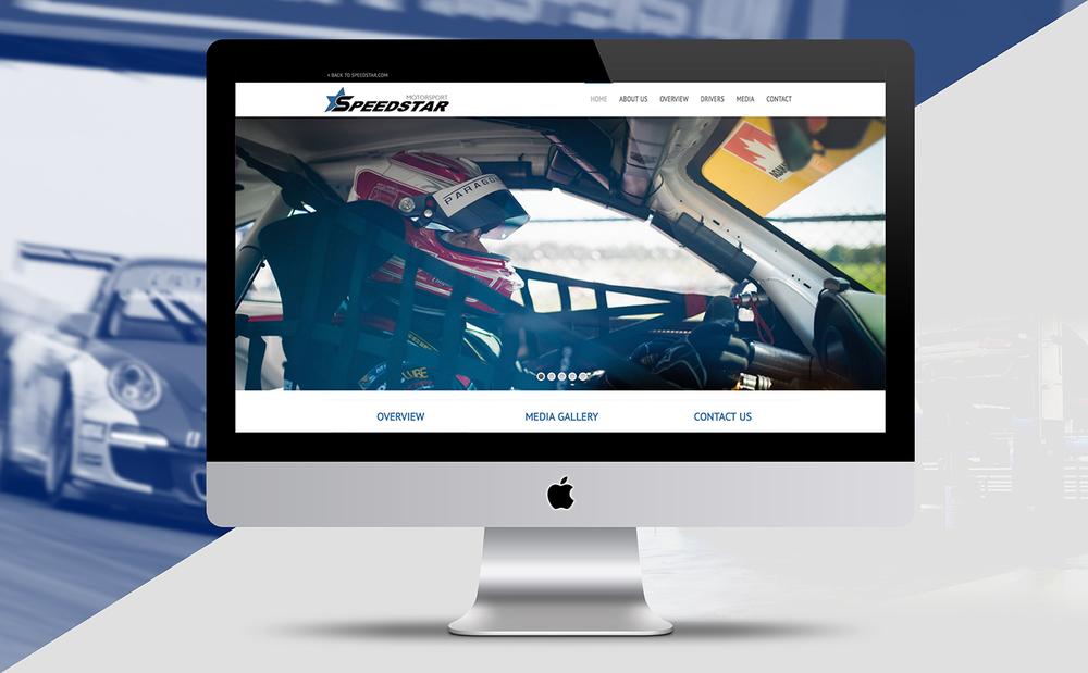 Speedstar Motorsport Webpage