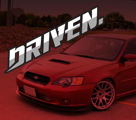 Driven. Autosport