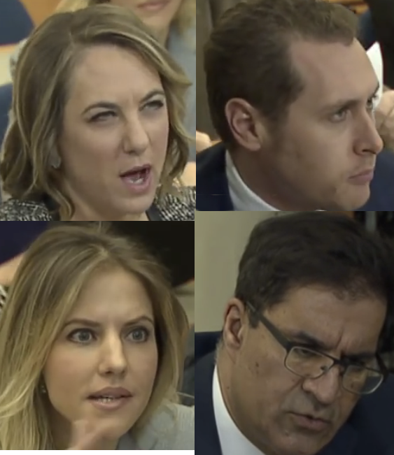 "Self important members of the mainstream media berate State Department spokesman Mark Toner over a single airplane seat given to a ""conservative outlet""."