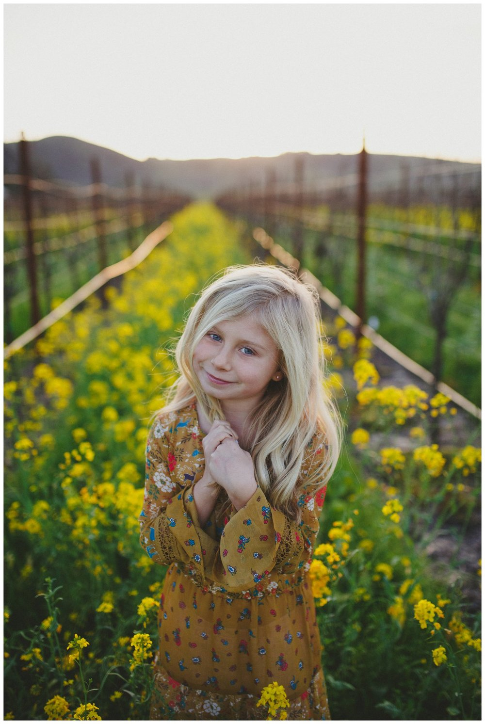 Mustard Seed {Sonoma County Photographer}
