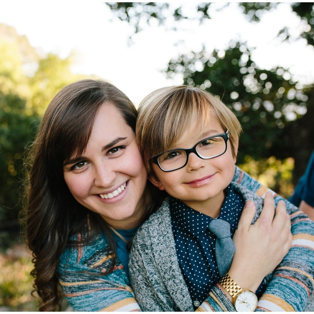 """ I highly highly recommend Michelle! She did our family photos this year and they are perfection. She's so sweet and talented and you will be thrilled with your photos! ""- Molly Williams, Novato CA -"