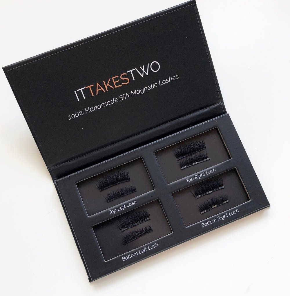 IT TAKES TWO - MAGNETIC LASHES