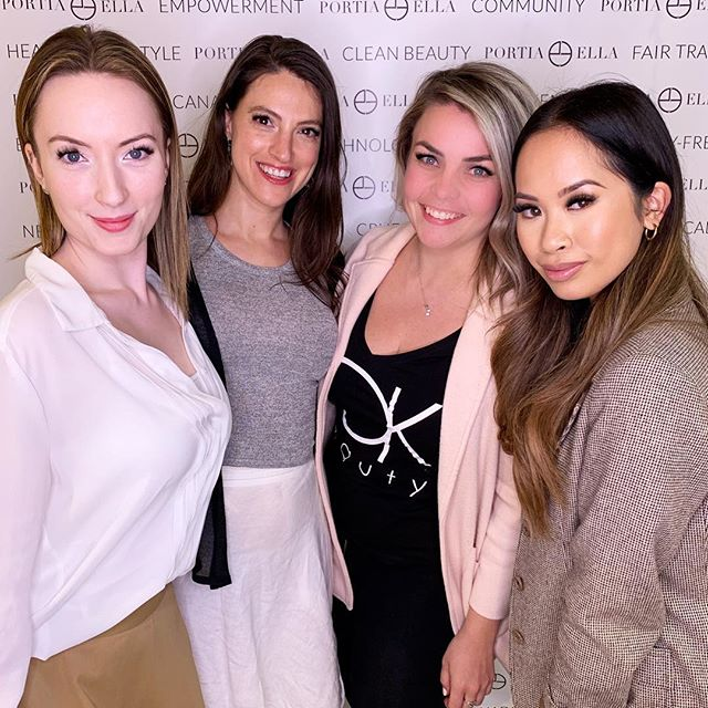 I've said it before. One of the best things about what I do is traveling around and meeting all the amazing, beautiful, and likeminded female business leaders that are making a difference. We are all in this natural beauty industry together, learning and educating others on the best natural beauty products out there. . . Thank you for having me #Winnipeg, I had an amazing time meeting all of you! #TOKbeauty