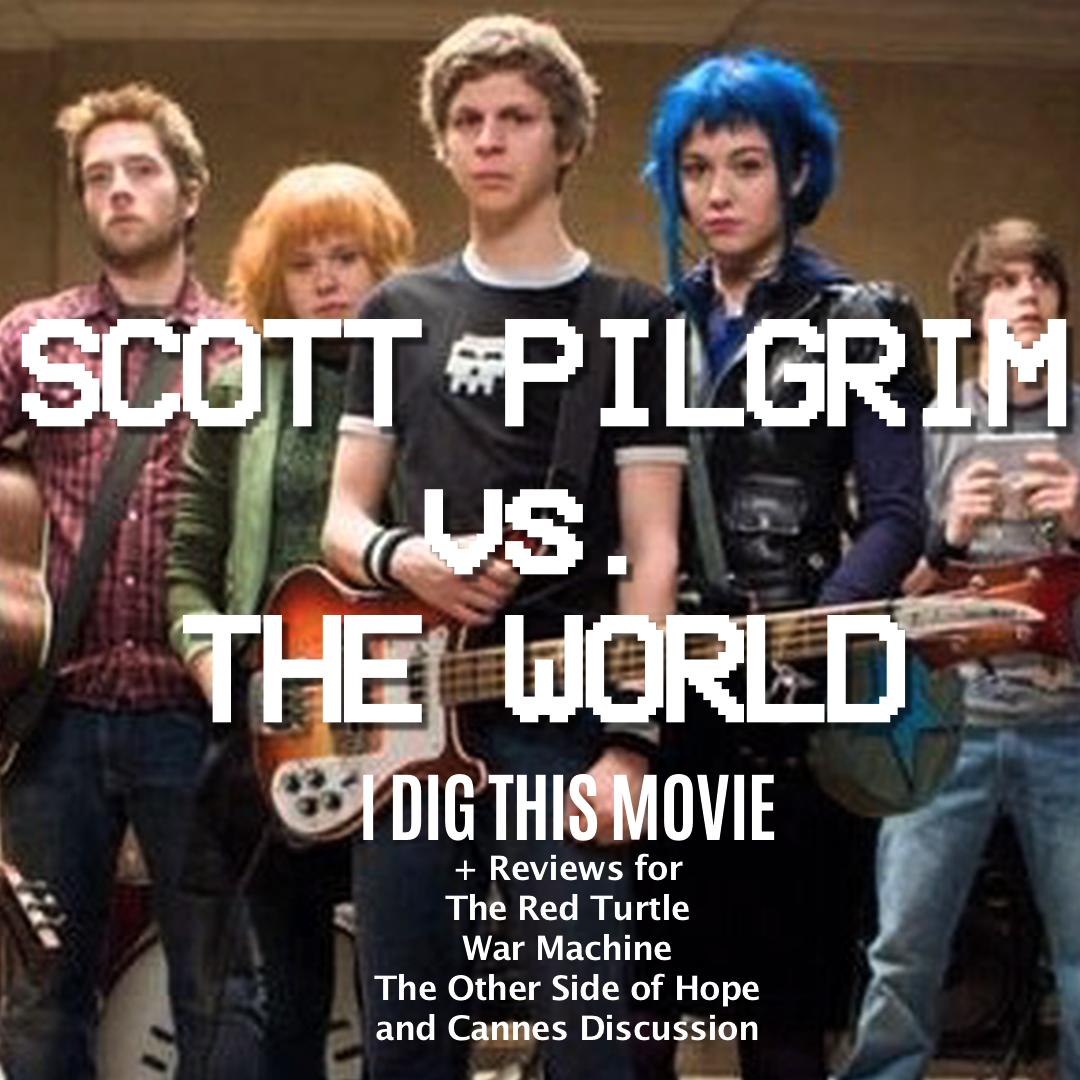 Edgar Wright Brings The Energy Scott Pilgrim Vs The World I Dig This Movie