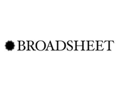 BROADSHEET | SEPTEMBER 2015