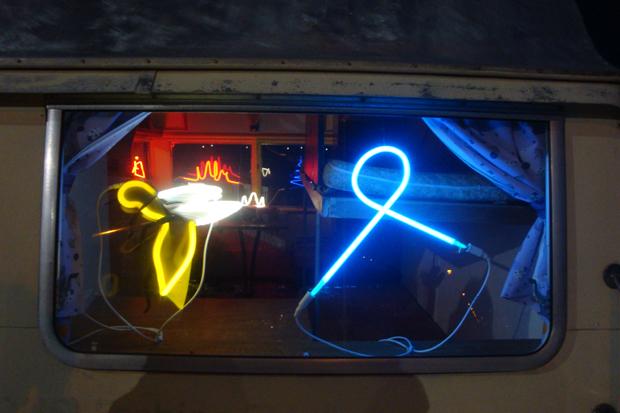 neon bournemouth