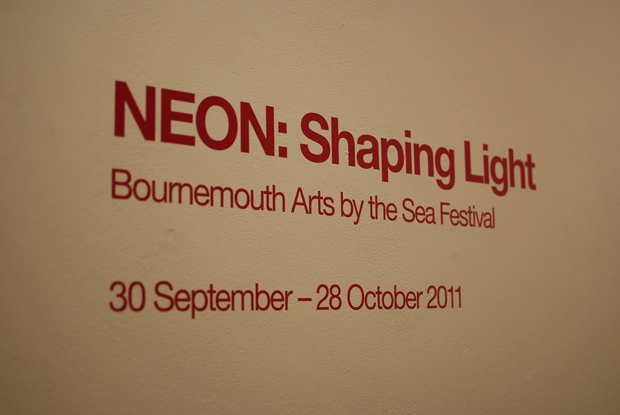 Neon: Shaping Light
