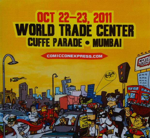 Mumbai Comicon