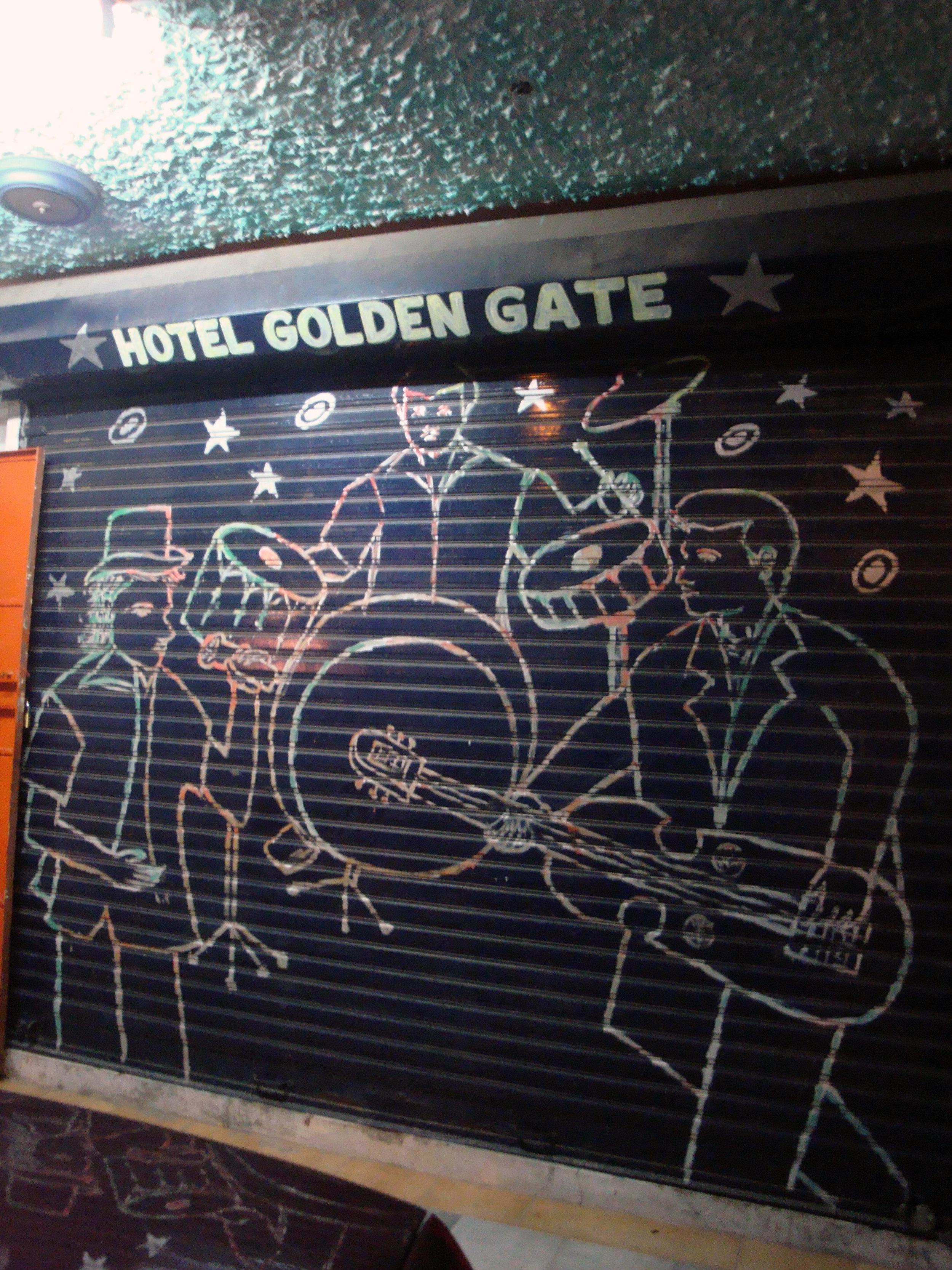hotel golden gate