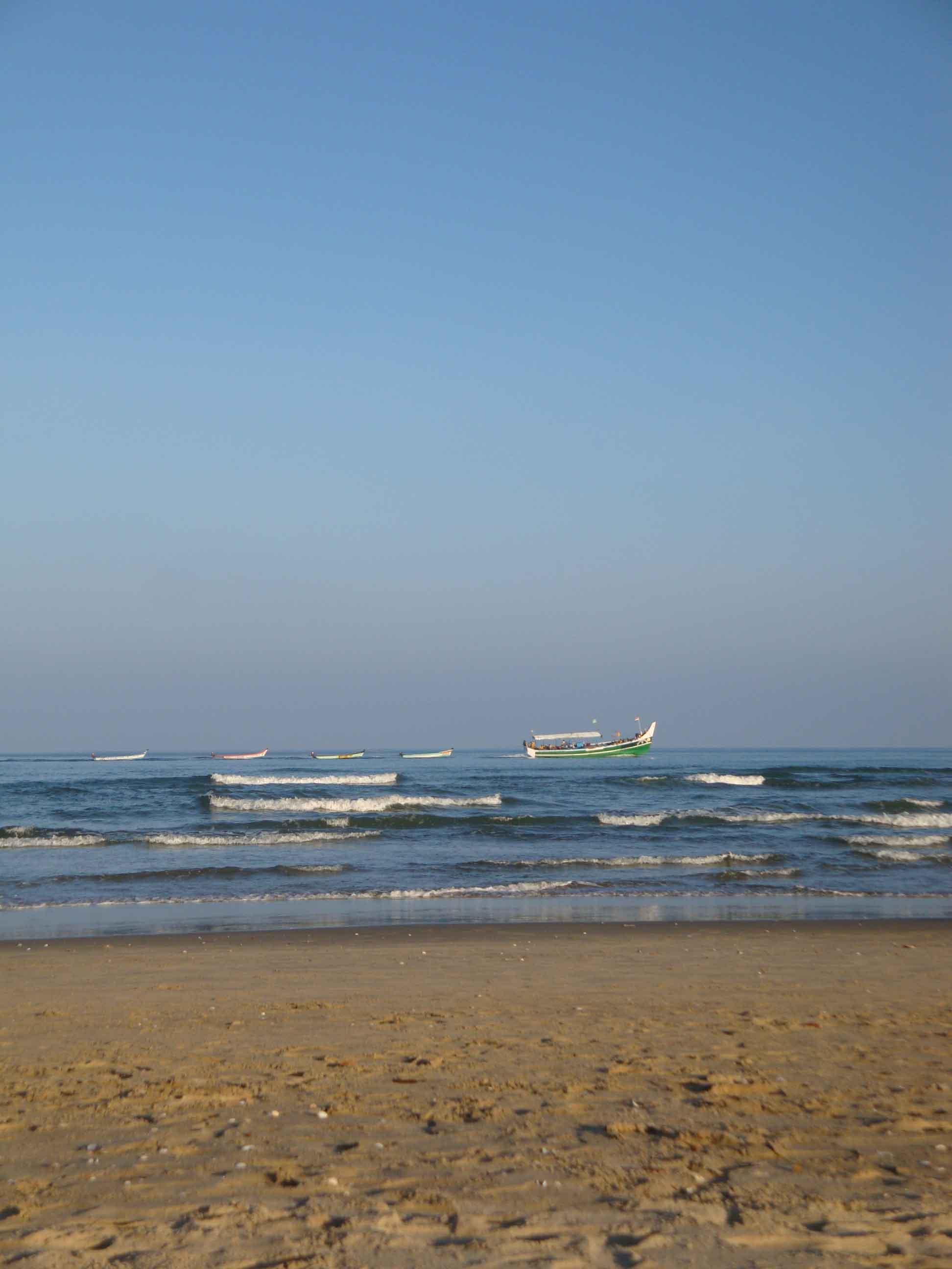 Pondy Beach