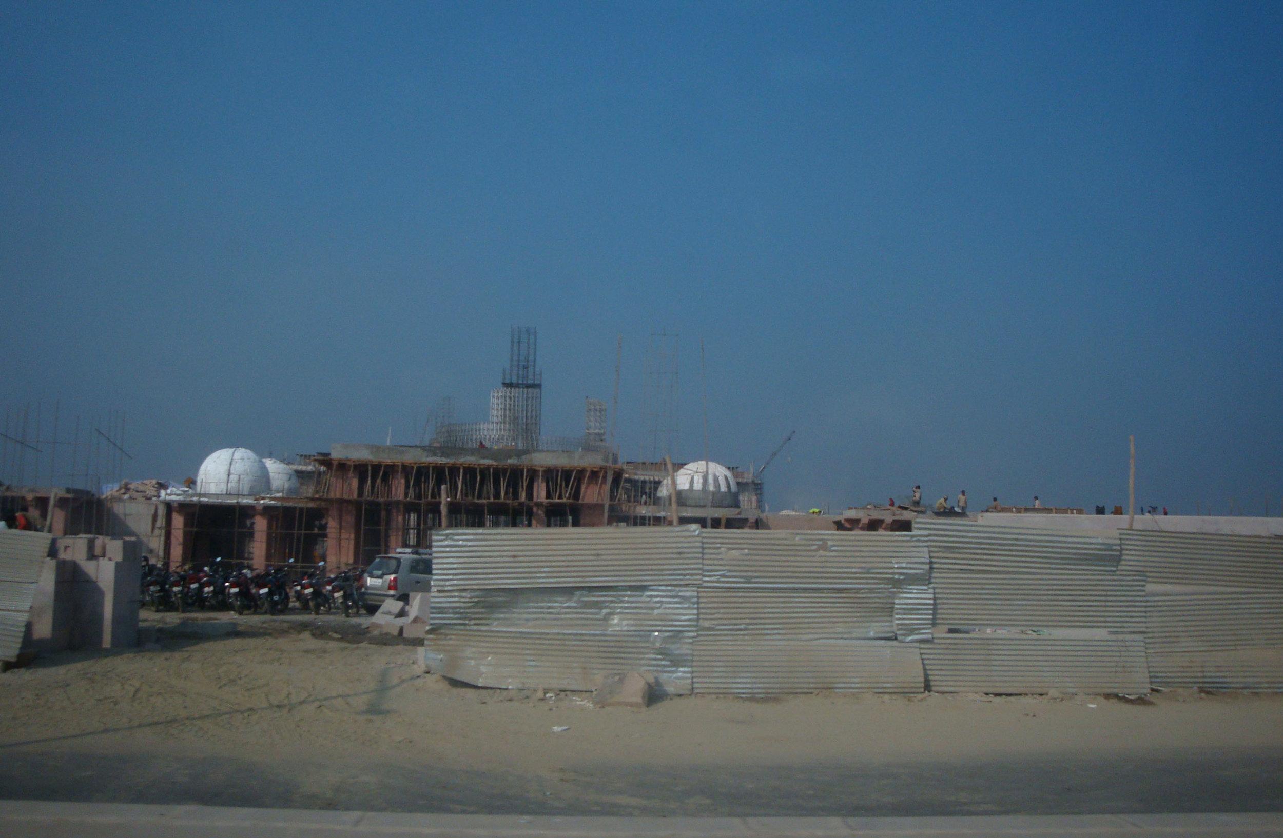 mayawati monument