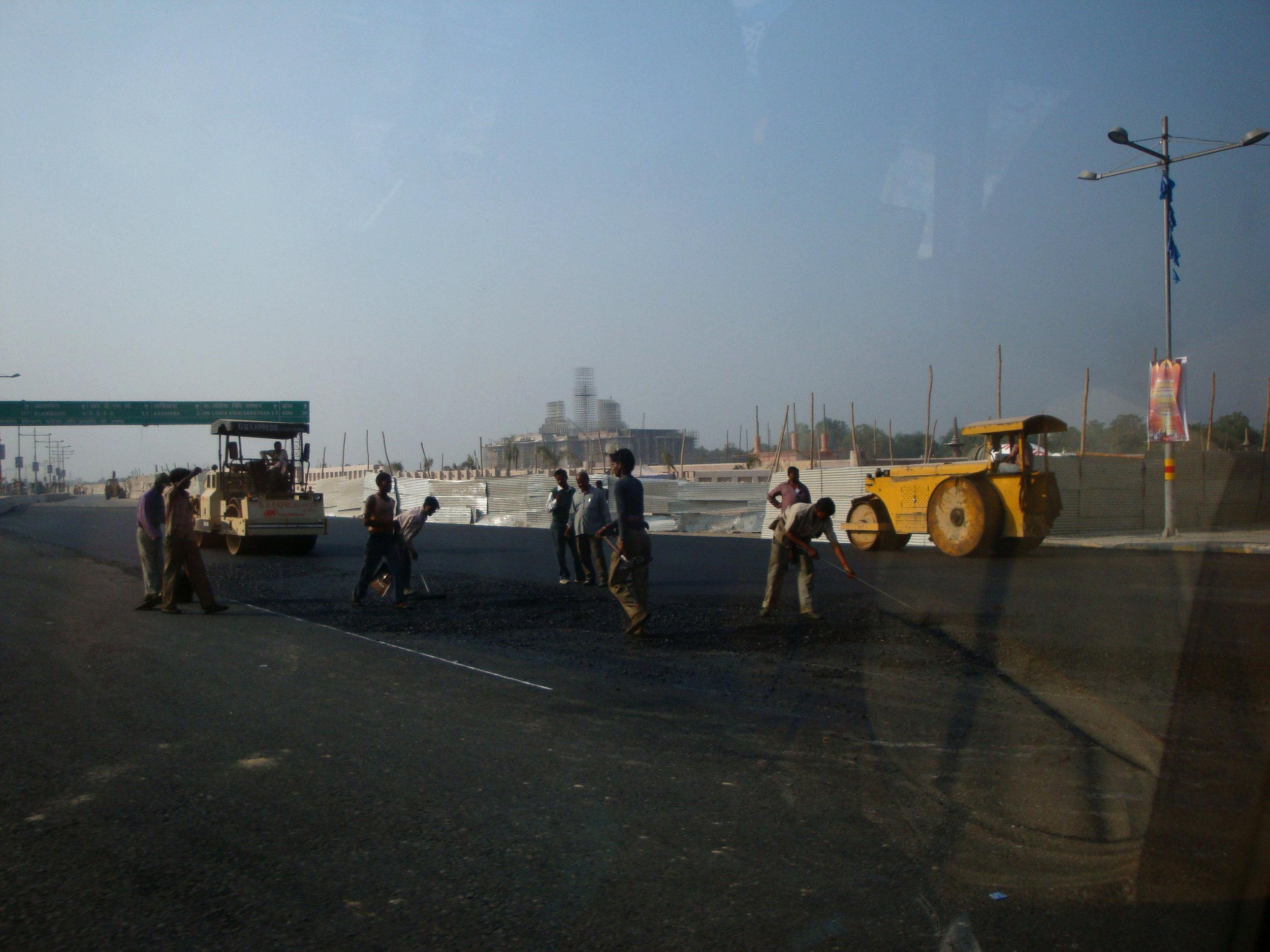mayawati monument lucknow