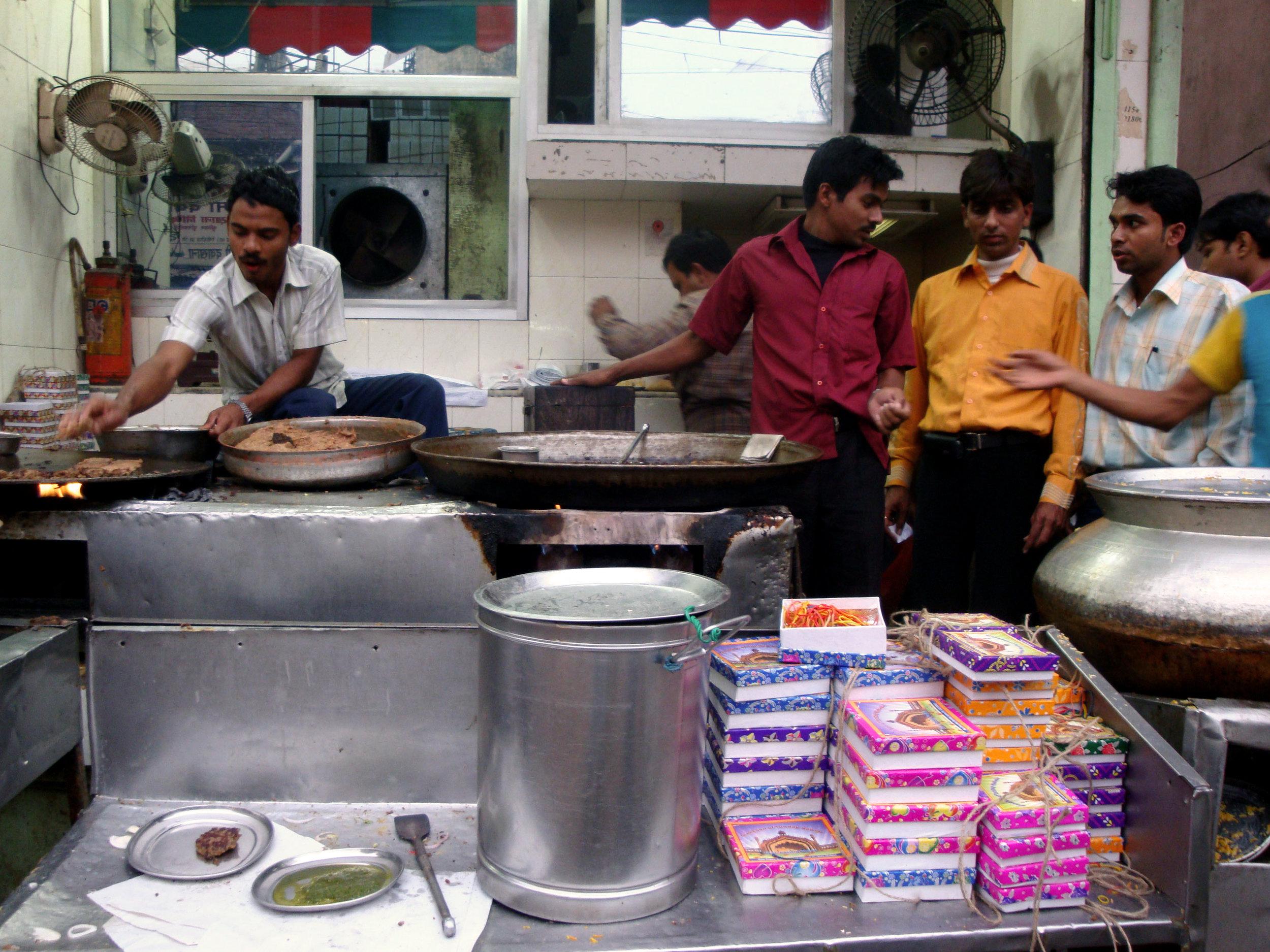 tundei kababi lucknow food beef