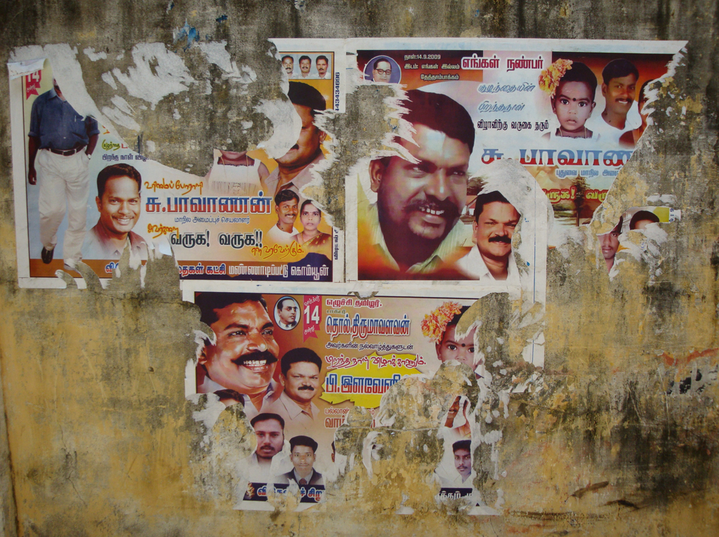 politicians poster