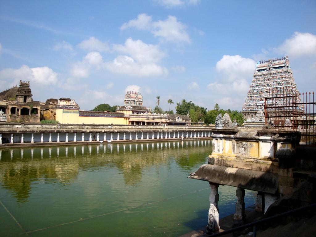 chidambaram temple