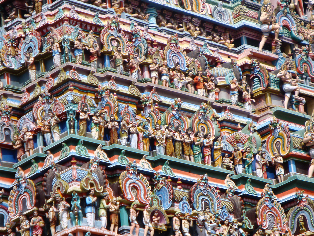 detail carvings_chidambaram