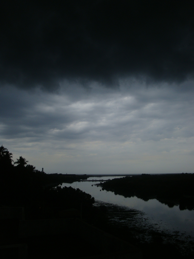 monsoons arrive