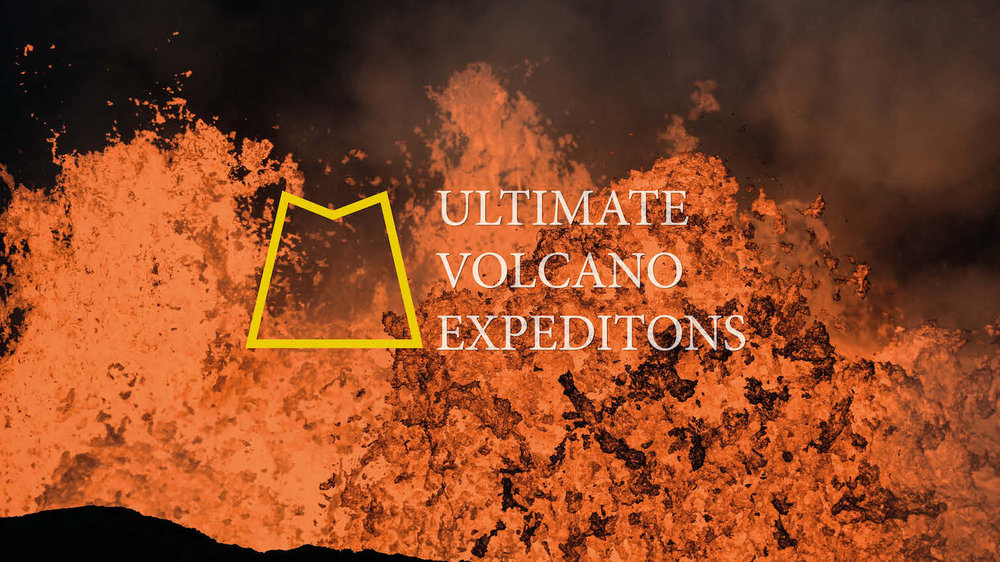 EXPEDITION MANAGEMENT - Ongoing expedition management supplied for Ultimate Volcano Expeditions.