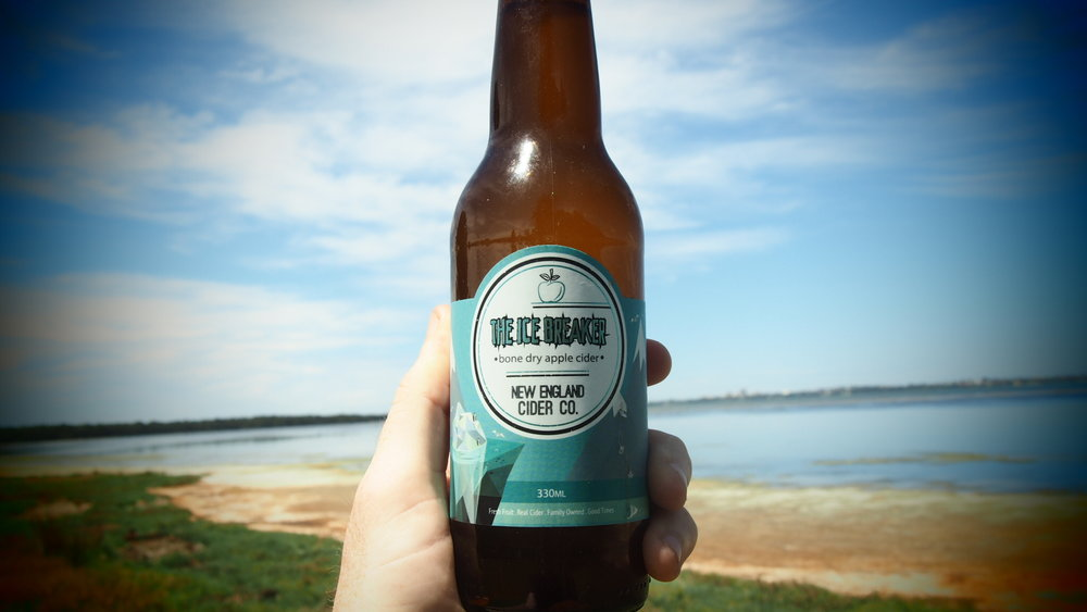 THE ICE BREAKER - So this cider was our first cider we every brewed and we love it. Unapologetically bone dry. We make this cider from 100% NSW Grown Granny Smith's, it's 7% alcohol so maybe take it easy, and if you don't it's certainly strong enough to break the ice. AVAILABLE IN:330ml bottles