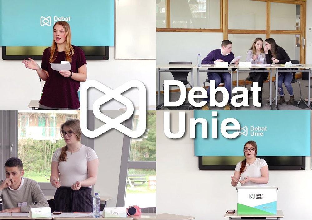Debatvideos -