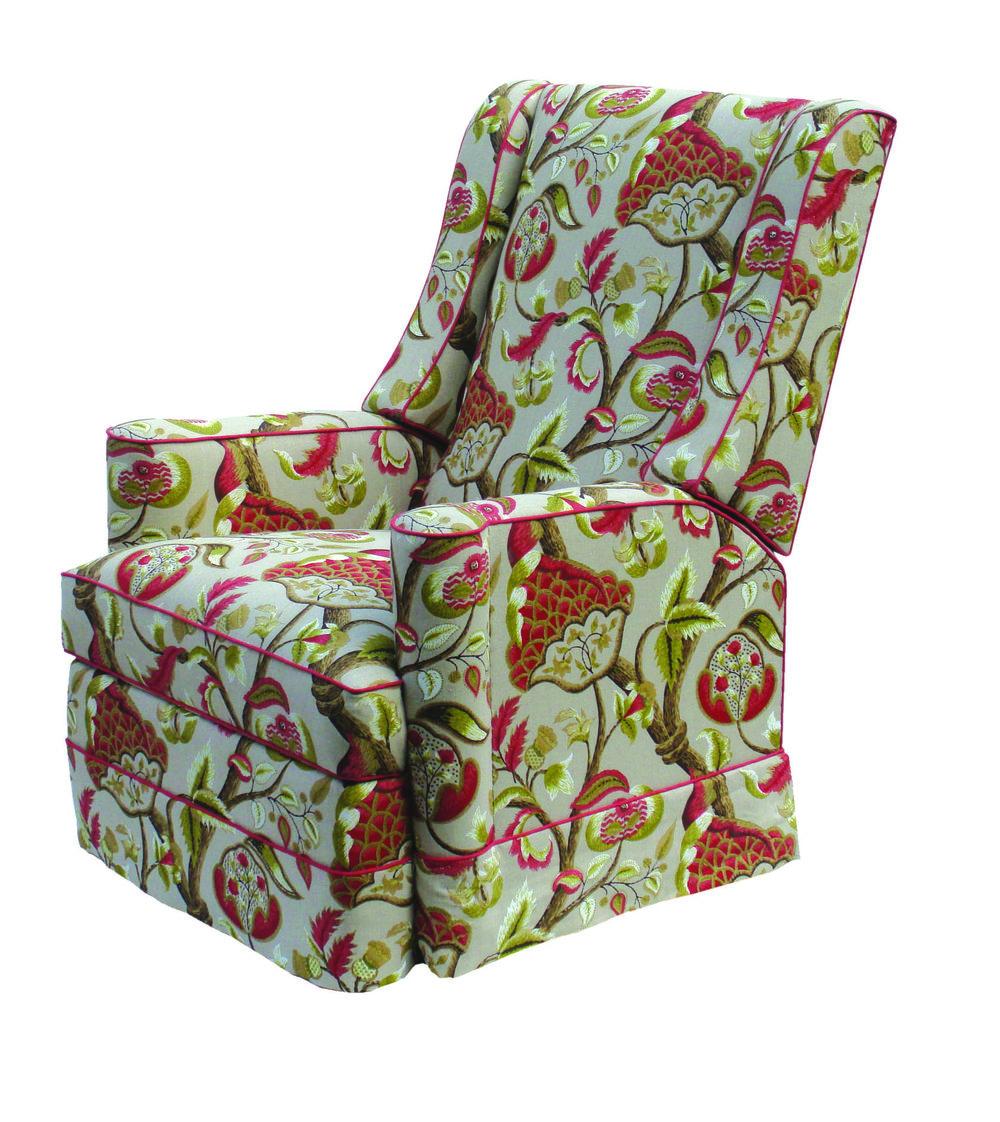 Bon Reclining Markham Chair   Upright