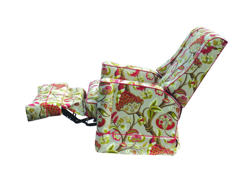 Reclining Markham chair - reclined